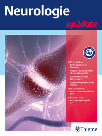 Neurologie up2date Cover