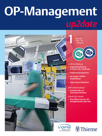 OP-Management up2date Cover