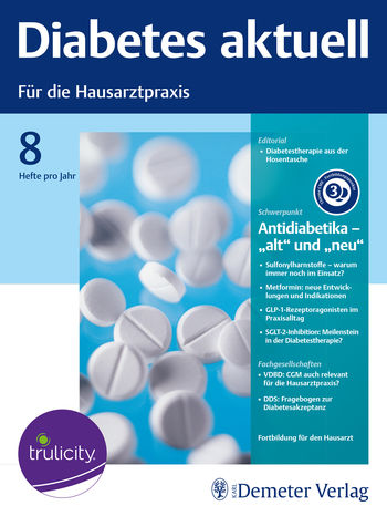 Diabetes aktuell Cover