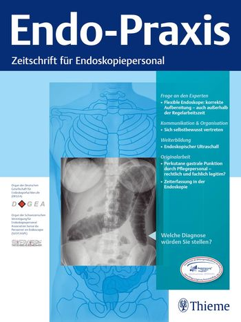 EndoPraxis Cover