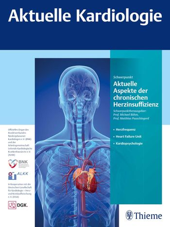 Aktuelle Kardiologie Cover