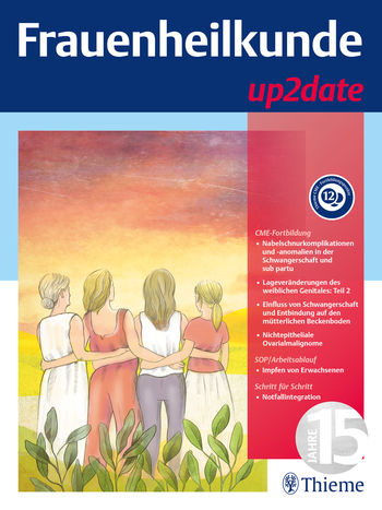 Frauenheilkunde up2date Cover