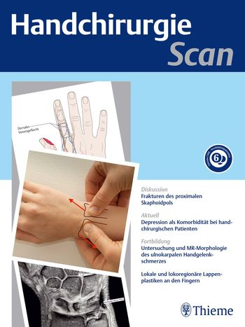 Handchirurgie Scan Cover
