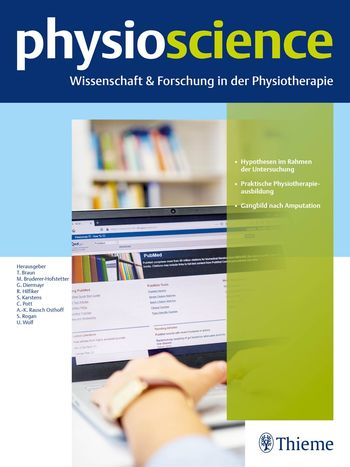 physioscience Cover