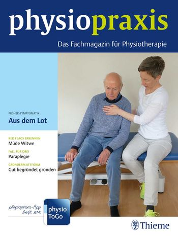 physiopraxis Cover