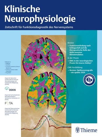 Klinische Neurophysiologie Cover